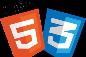 HTML5, CSS3, JS technologie